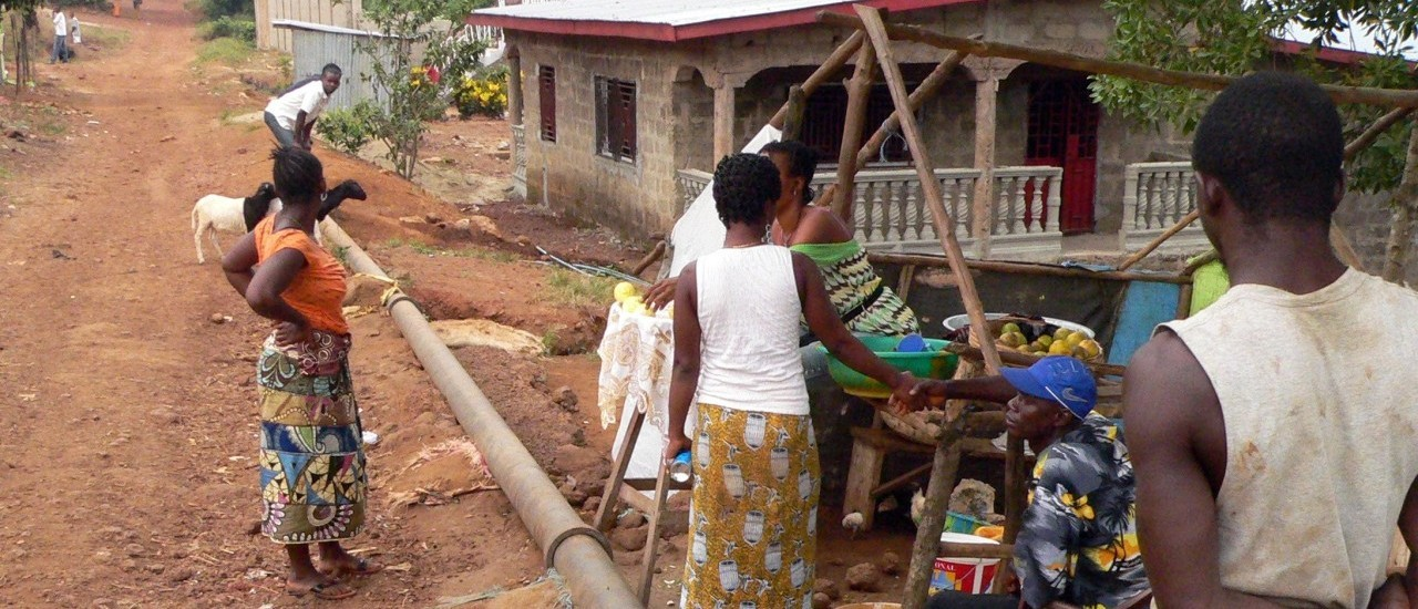 Sierra Leone Water Systems